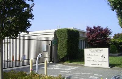 Water Pollution Source Cntrl - Hayward, CA