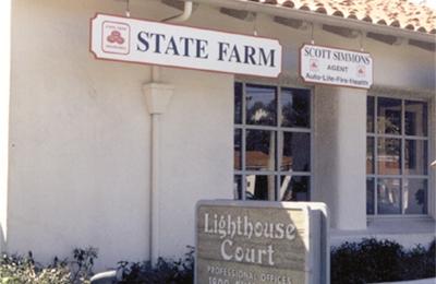 Scott Simmons - State Farm Insurance Agent - Santa Barbara, CA