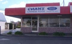 Chan's Cedar Chinese Food
