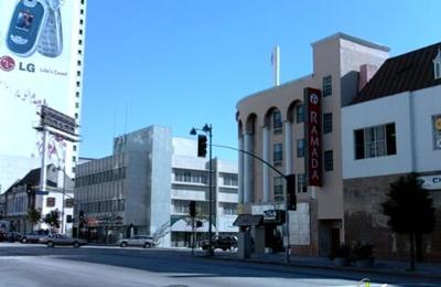 Wilshire Hotel - Los Angeles, CA