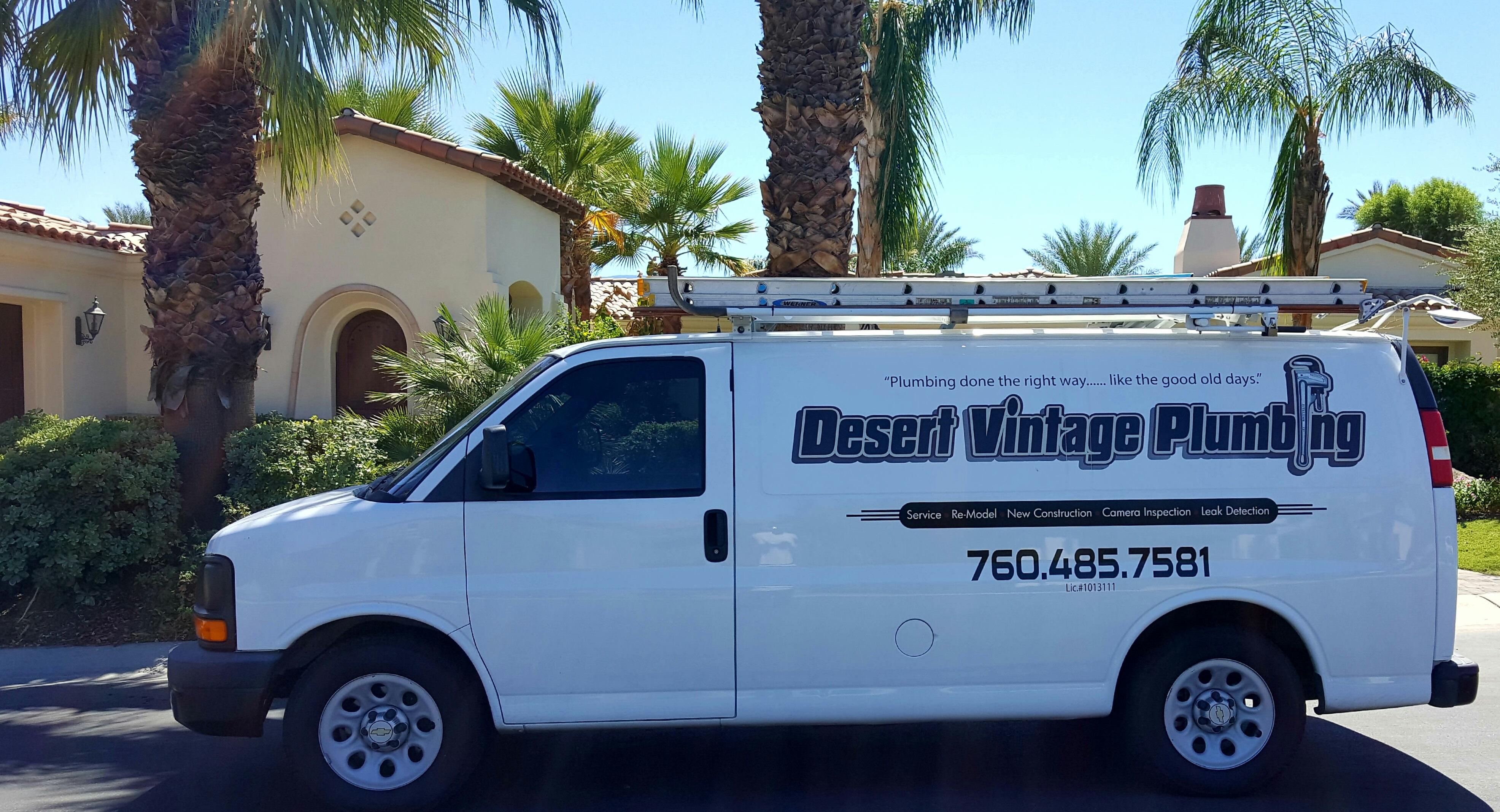 Desert Vintage Plumbing 44489 Town Center Way STE D #357, Palm ...