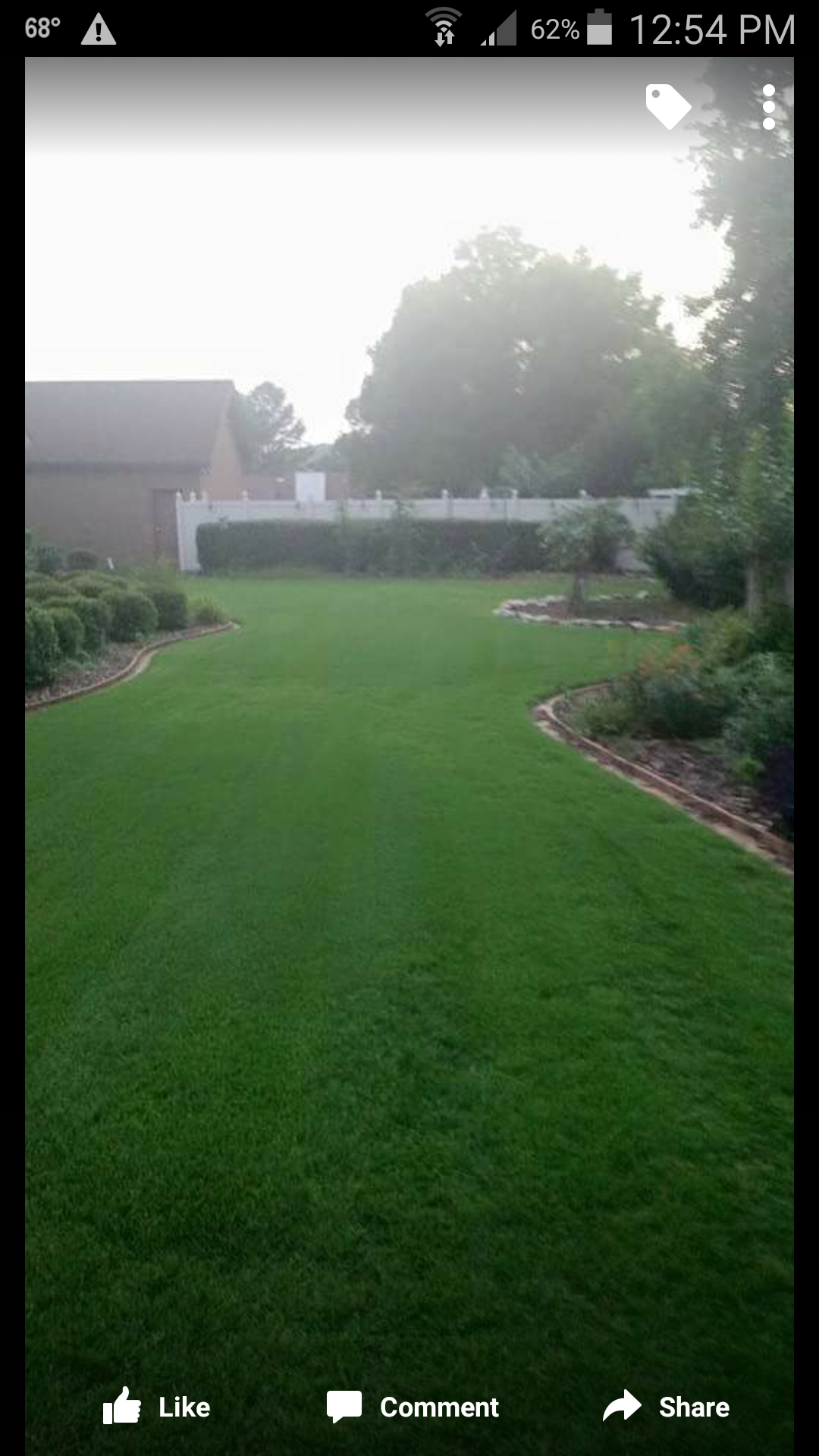 Harrell Lawn Care Services, LLC 2714 Willena Dr SE