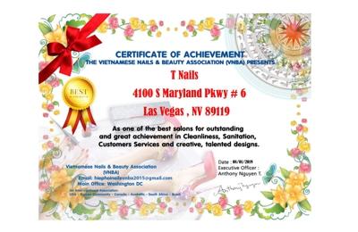 T Nails - Las Vegas, NV