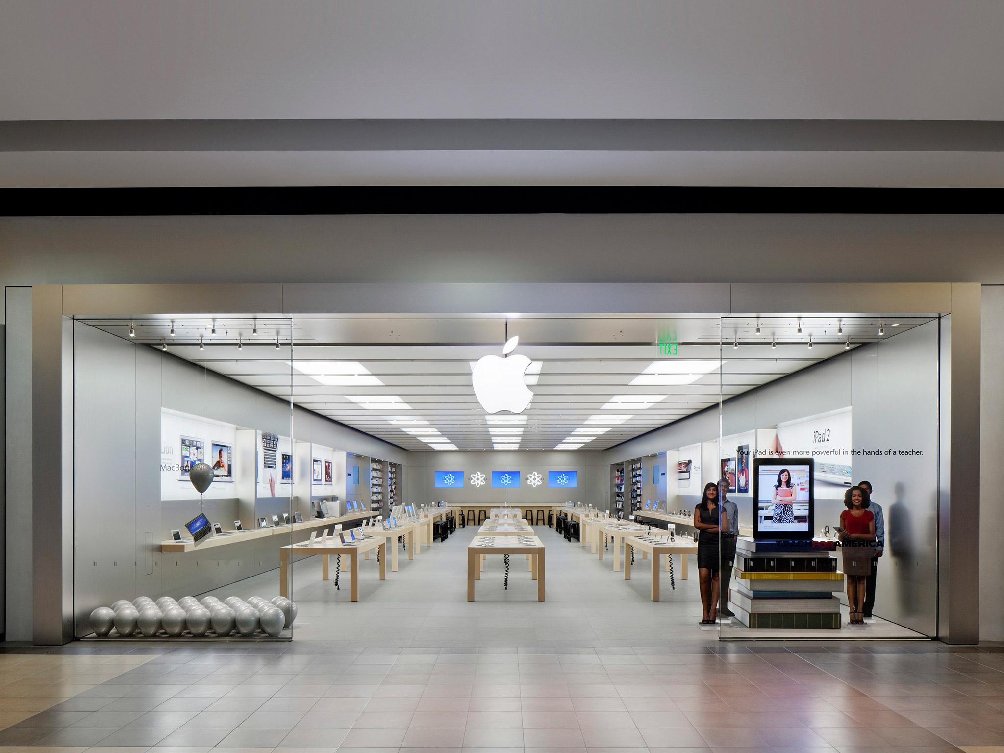 Apple Store Salt Lake City Fashion Place
