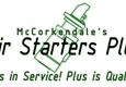 McCorkendale's Air Starters Plus - Palmdale, CA. MCCASP full logo