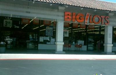 Big Lots - Mission Viejo, CA