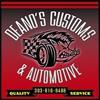 Deano's Custom Automotive