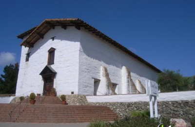 Mission San Jose and Museum - Fremont, CA