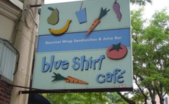 Blue Shirt Cafe