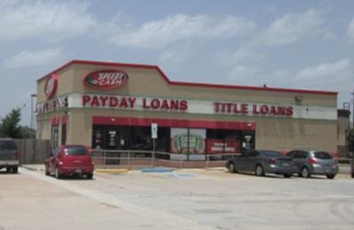 Speedy Cash - Denton, TX