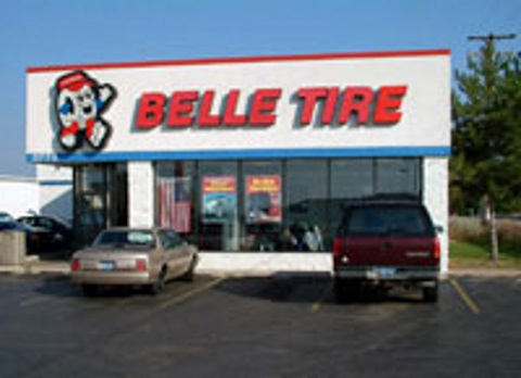 Belle Tire 3773 28th St Se Grand Rapids Mi 49512 Yp Com