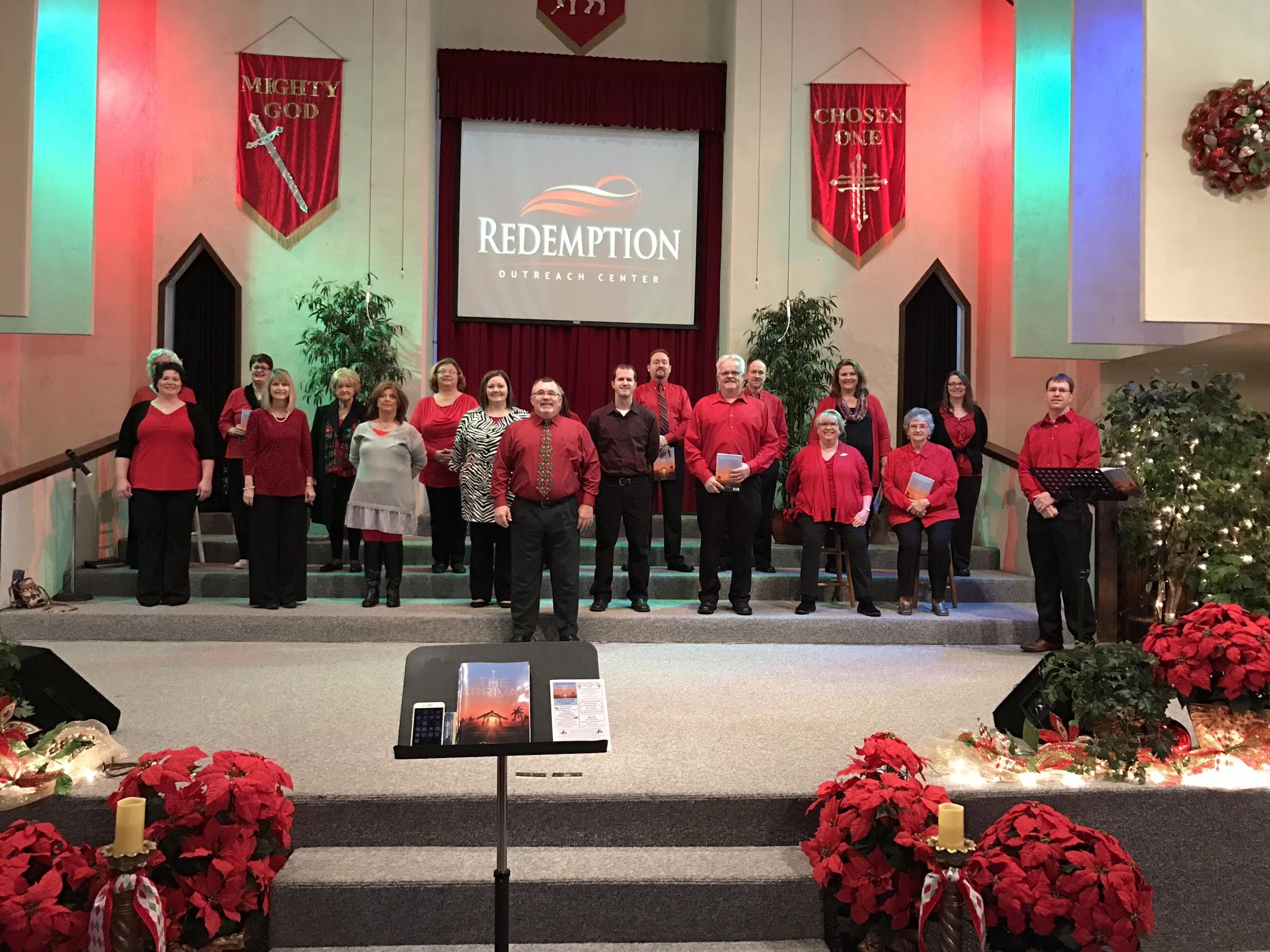 Redemption Outreach Center 700 Lithia Inn Rd Lincolnton