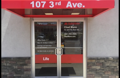 Chad Mann State Farm Insurance Agent 107 3rd Ave Beckley Wv 25801 Yp Com