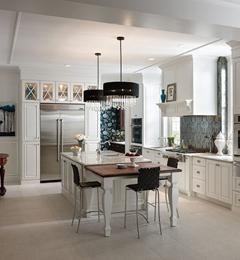 A Kitchen Connection - Saint Augustine, FL. Medallion Cabinetry
