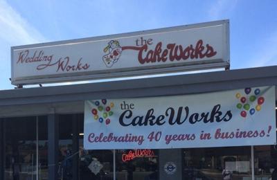 Cake Works - Wedding Works - Campbell, CA