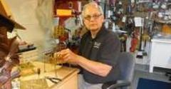 John A Gill Clock Repair Restoration 1971 Eva Dr Lansdale Pa