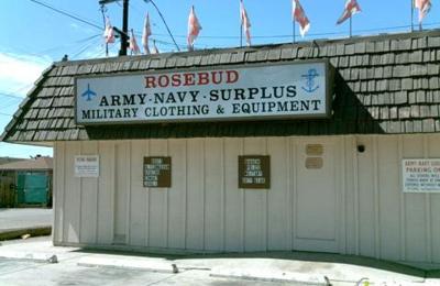 Rosebud Army & Navy Surplus - San Diego, CA