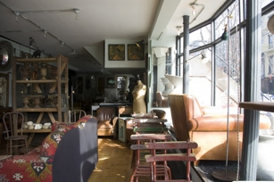 Holler & Squall Antiques in Brooklyn, NY