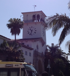 Santa Barbara County Court House - Santa Barbara, CA