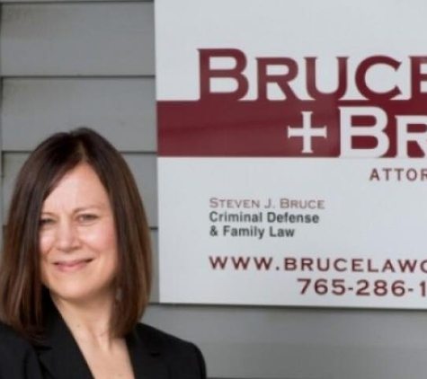 Bruce And Bruce - Muncie, IN. Steven and Rebecca Bruce, Attorneys together since 1999