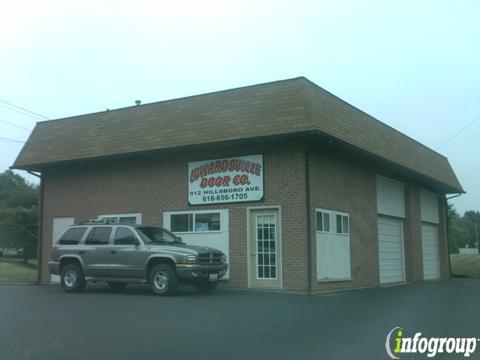 Edwardsville Door Co 912 Hillsboro Ave Edwardsville Il 62025 Yp