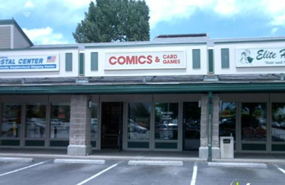 Aamazing Fantasy Comics - Littleton, CO