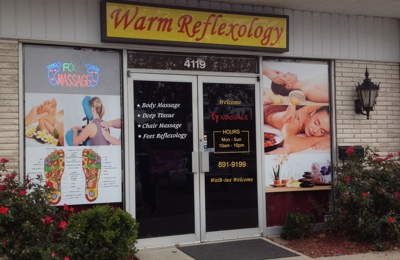 Warm Reflexology - louisville, KY