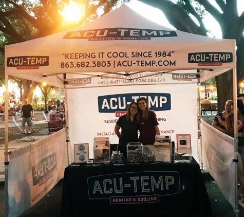 Acu-Temp Heating & Cooling - Lakeland, FL