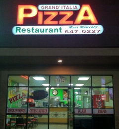 Grand'Italia Pizza Restaurant - Las Vegas, NV