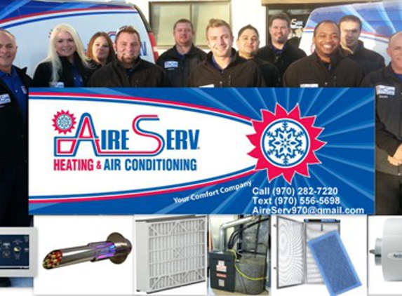 Aire Service Heating & Air Conditioning - Fort Collins, CO