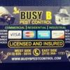 Busy B Pest Control