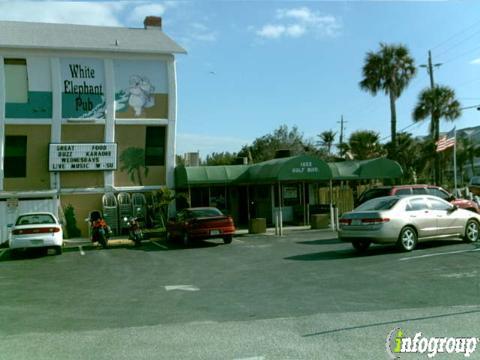 White Elephant Pub 1855 Gulf Blvd, Englewood, FL 34223 ...