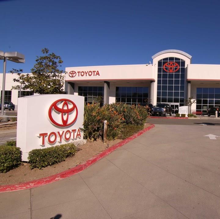 Santa Margarita Toyota 22722 Avenida Empresa Rancho Santa