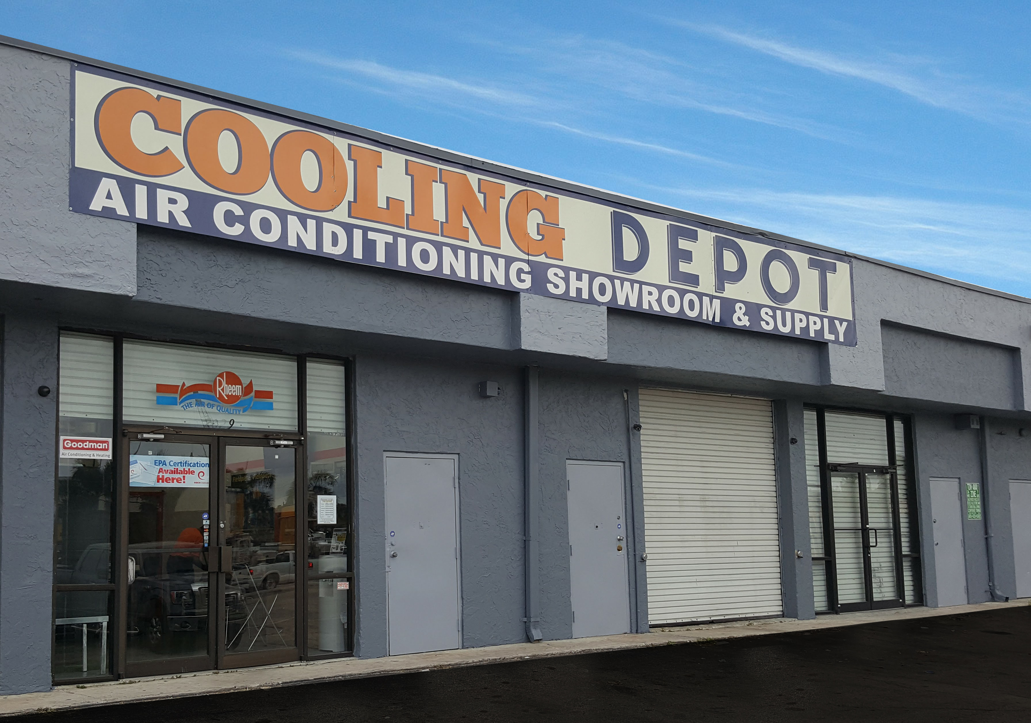 Cooling depot 2029 nw 27th ave miami fl 33122 yp xflitez Images