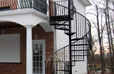 Spiral Stairs Of America Innovative Metal Craft Erie Pa