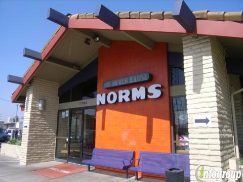 Norm S Restaurant 17844 Lakewood Blvd Bellflower Ca 90706 Yp Norms Long Beach
