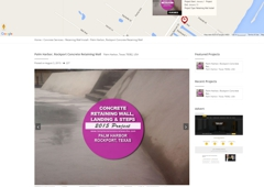Coastal Bend Marketing - Rockport, TX. Rockport Texas Contractors Website Network