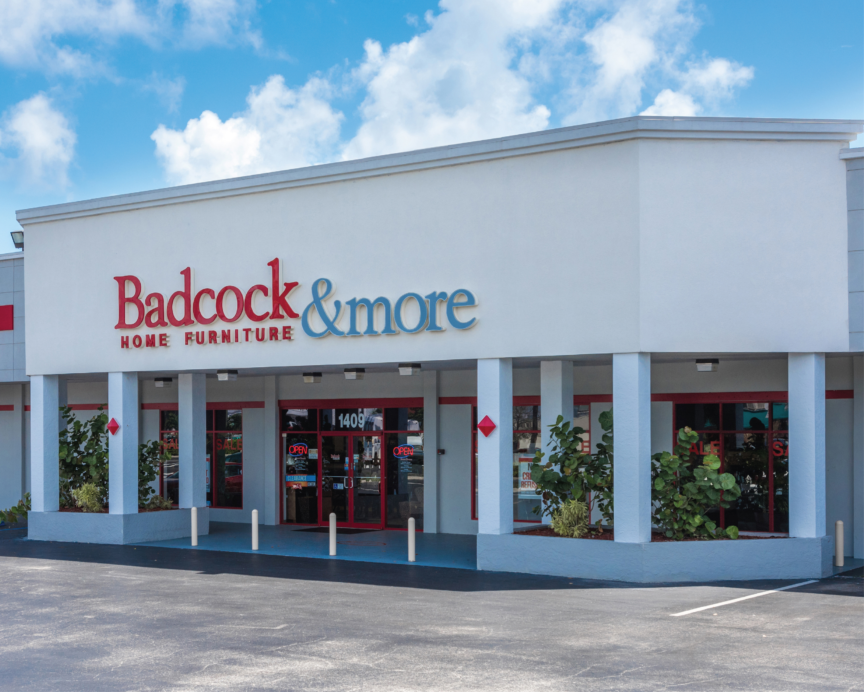 Badcock home furniture more 1409 10th st lake park fl 33403 Badcock home furniture more corporate office
