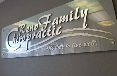 Reno Family Chiropractic - Reno, NV. Its time to live well