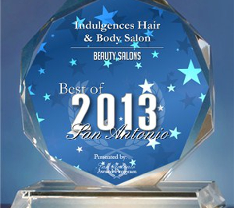 Indulgences Hair & Body Salon - San Antonio, TX
