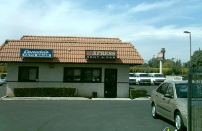 America's Xpress Rent A Car - Riverside, CA
