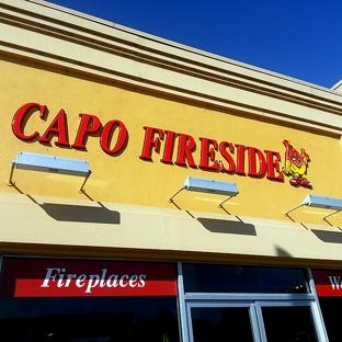 CAPO FIRESIDE - Santa Cruz, CA