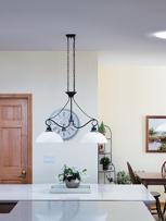 Solatube in Dining room