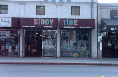 Kiddy Time - Los Angeles, CA