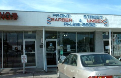 Front Street Barbershop - Tampa, FL