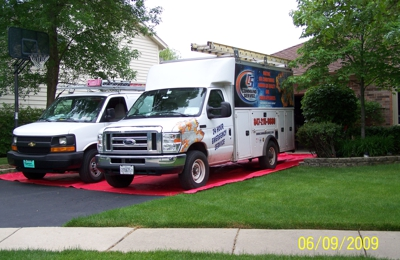 Command Service Center - Antioch, IL. We protect your home and even your driveway!