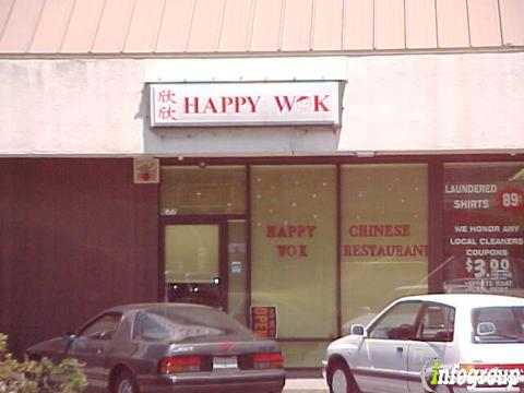 Happy Wok, Rodeo CA