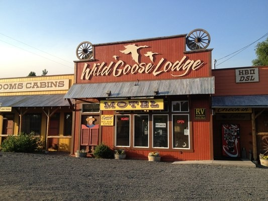 Wild Goose Lodge, Merrill OR