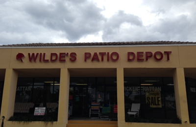 Wilde's Patio Depot - Boca Raton, FL