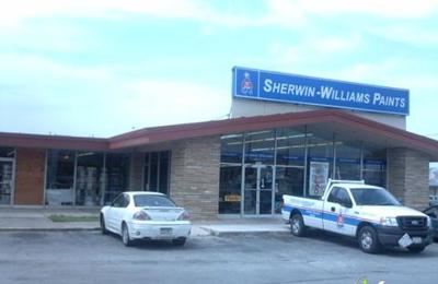 Sherwin-Williams Paint Store - San Antonio-Frederick - San Antonio, TX